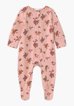 Cotton On - THE LONG SLEEVE ZIP  - Pijama de bebé - peach whip