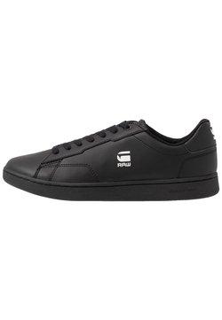 G-Star - CADET - Sneaker low - black