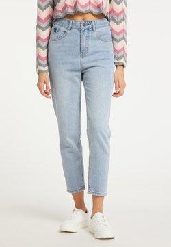 myMo - Jeans Slim Fit - blau