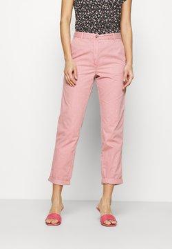 Marks & Spencer London - Chinosy - light pink
