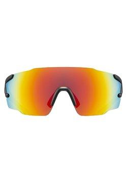 Uvex - Sportbrille - black mat