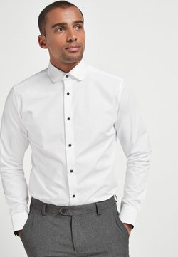 Next - EASY CARE - Camicia elegante - white