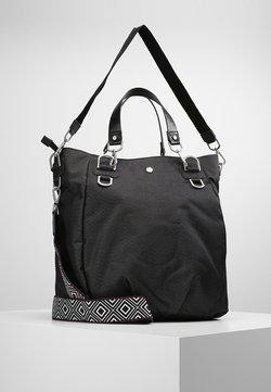 Lässig - MIX N MATCH BAG - Borsa fasciatoio - denim black