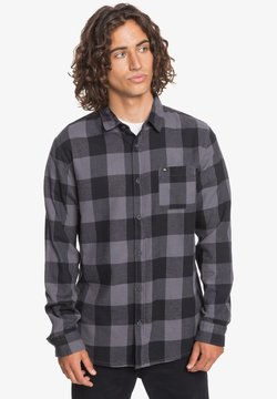 Quiksilver - MOTHERFLY - Overhemd - irongate motherfly
