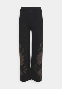 Desigual - PANT VENUS - Pantaloni - black