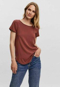 Vero Moda - T-shirt basic - sable