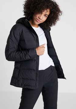 adidas Performance - HELIONIC HOODED  - Vinterjacka - black
