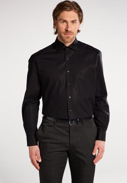 Eterna - REGULAR FIT - Camicia elegante - schwarz