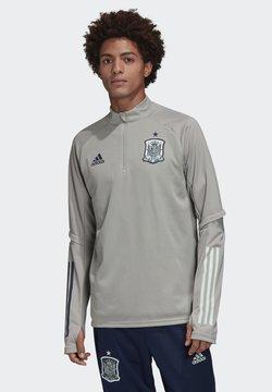 adidas Performance - SPAIN FEF TRAINING SHIRT - Equipación de selecciones - multi solid grey
