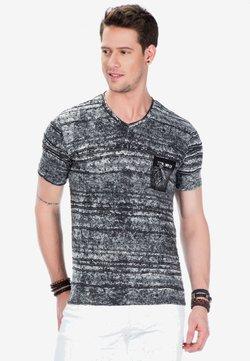Cipo & Baxx - T-Shirt print - black