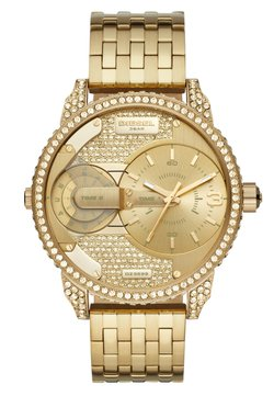 Diesel - MINI DADDY - Montre - gold-coloured
