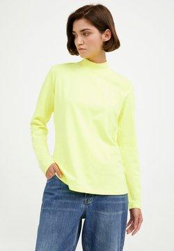 Finn Flare - Langarmshirt - neon yellow