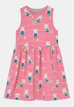 Marks & Spencer London - MERKITTEN DRESS - Jerseykleid - pink
