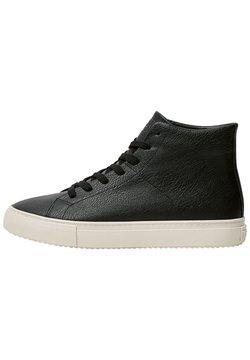 PULL&BEAR - Sneaker high - black