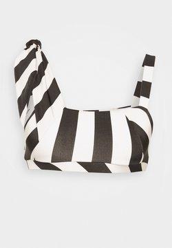 Agent Provocateur - JONELLE - Bikini-Top - black/white