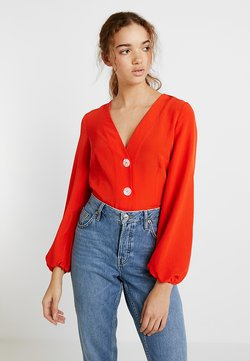 River Island - Bluse - red