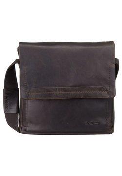 Strellson Sportswear - CAMDEN - Umhängetasche - dark brown