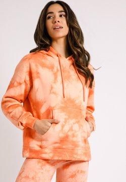 Chelsea Peers - Bluza z kapturem - orange