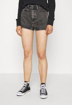 Diesel - D-ISI-SHORT - Jeans Short / cowboy shorts - washed black