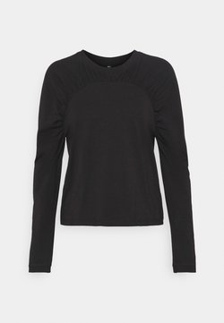 Pieces Petite - PCLABY - Longsleeve - black