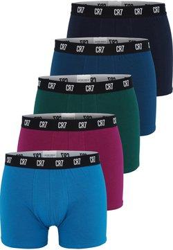 Cristiano Ronaldo CR7 - 5 PACK - Panties - blue/red/green