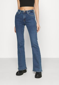 Lee - BREESE - Flared Jeans - mid ely