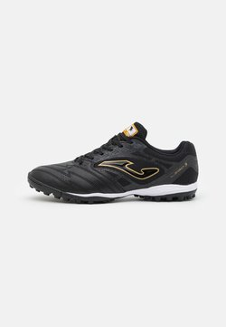 Joma - LIGA 5 - Astro turf trainers - black/gold