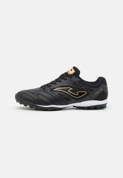 Joma - LIGA 5 - Astro turf trainers - black/gold