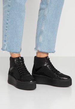 Gioseppo - Sneaker high - black