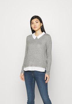 Springfield - Pullover - medium grey