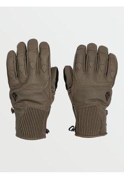 Volcom - Fingerhandschuh - dark_teak