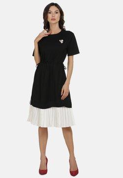 faina - Cocktailkleid/festliches Kleid - schwarz weiss