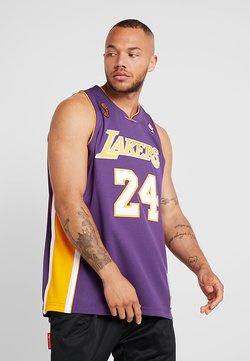Mitchell & Ness - NBA LA LAKERS KOBE BRYANT AUTHENTIC - Article de supporter - purple