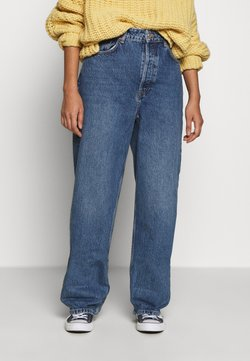 Topshop - ZED MOM - Jeans relaxed fit - blue denim