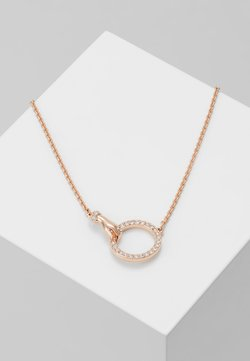 Swarovski - SYMBOL NECKLACE HAND - Collier - rose gold-coloured