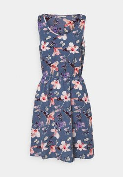 ONLY - ONLNOVA SARA DRESS - Freizeitkleid - vintage indigo
