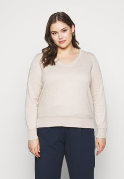 Selected Femme Curve - SLFINKI  - Trui - birch