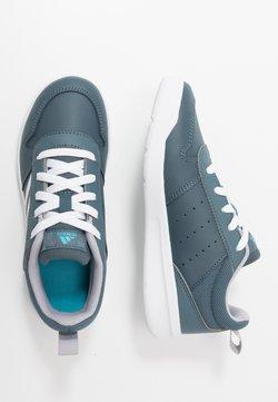 adidas Performance - VECTOR K UNISEX - Trainings-/Fitnessschuh - legend blue/footwear white/glow grey