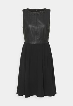 Armani Exchange - VESTITO - Cocktailkleid/festliches Kleid - black