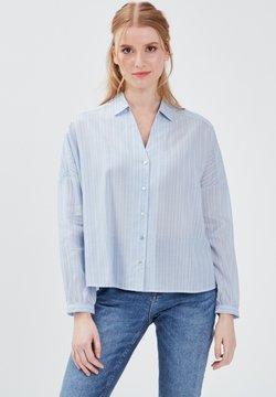 BONOBO Jeans - Hemdbluse - bleu pastel