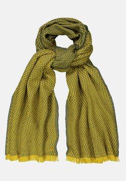 Ulla Popken - Sjaal - mustard yellow