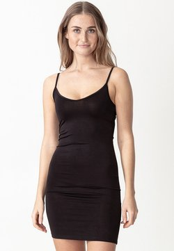 Indiska - SINA - Vestido de tubo - black