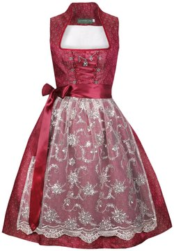 Country Line - Dirndl - rot