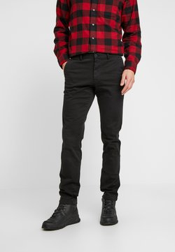 Tommy Hilfiger - BLEECKER - Chinot - black