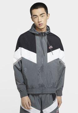 Nike Sportswear - Windbreaker - iron grey/black/white
