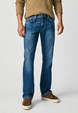 Pepe Jeans - NEW JEANIUS - Straight leg -farkut - denim
