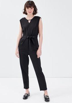 Cache Cache - MIT GÜRTEL - Jumpsuit - black
