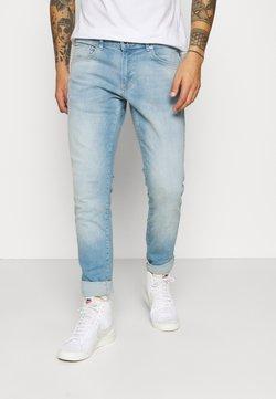 Cars Jeans - BATES - Slim fit jeans - light-blue denim