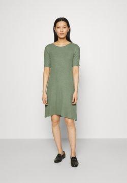 Modström - KROWN DRESS - Jerseykleid - sea green