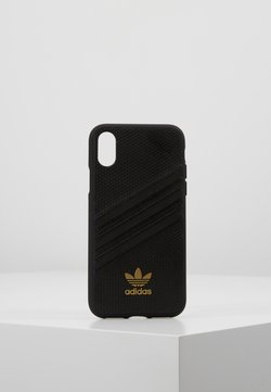 adidas Originals - MOULDED CASE FOR IPHONE X/XS - Etui na telefon - black